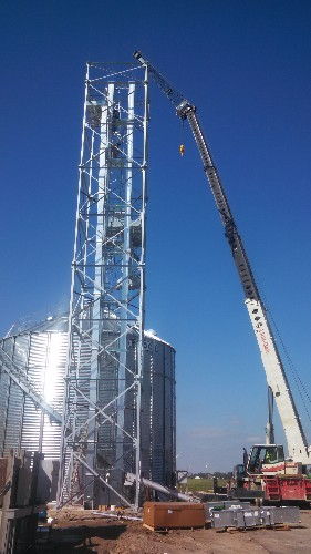 Sprayer Parts, Welding, and Crane Services in Hamlin, IA