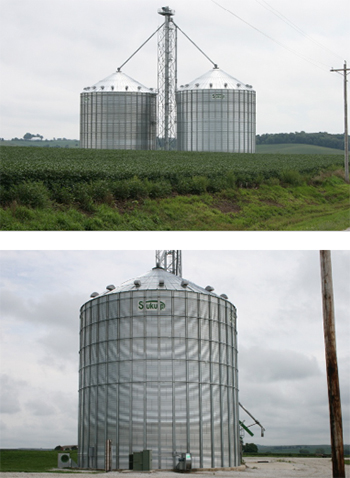 Grain Bins Atlantic & Carroll, IA | Williams Welding, Inc