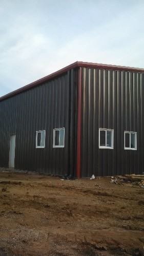 Sprayer Parts and Steel Building Construction in Coon Rapids, IA